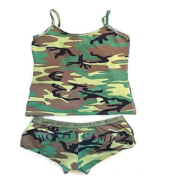 960792cc6c45 Rothco Intimates & Sleepwear | Camouflage Matching Tank Top And ...